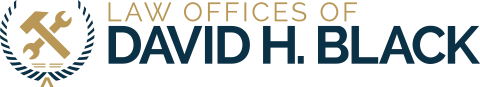 Law Offices of David H. Black Header Logo
